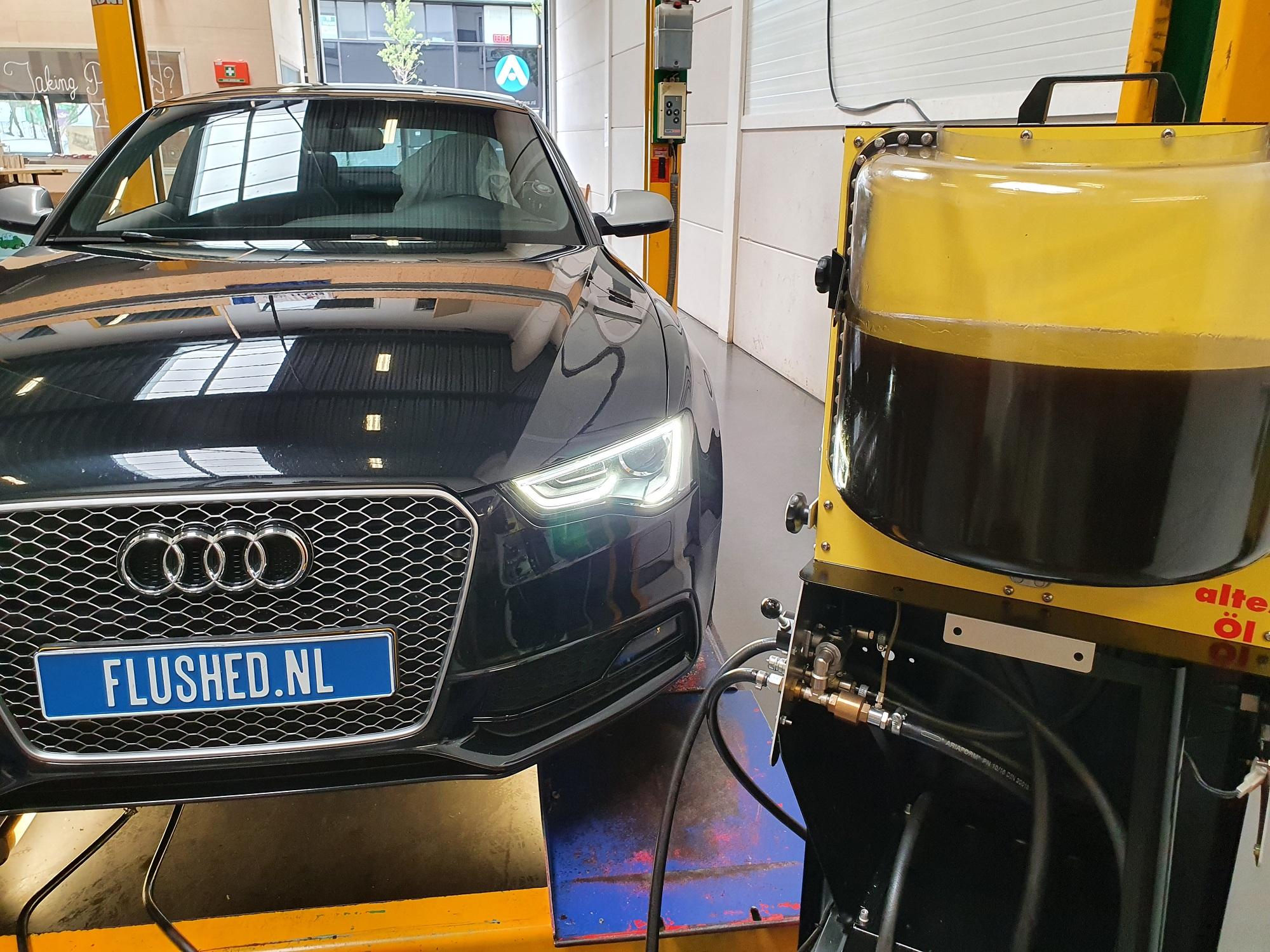 Audi A5 Automaat Spoelen