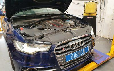 Audi S6 Automaat Spoelen