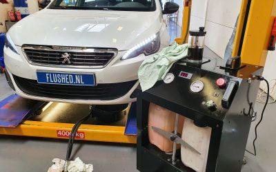 Peugeot 308 Automaat Spoelen