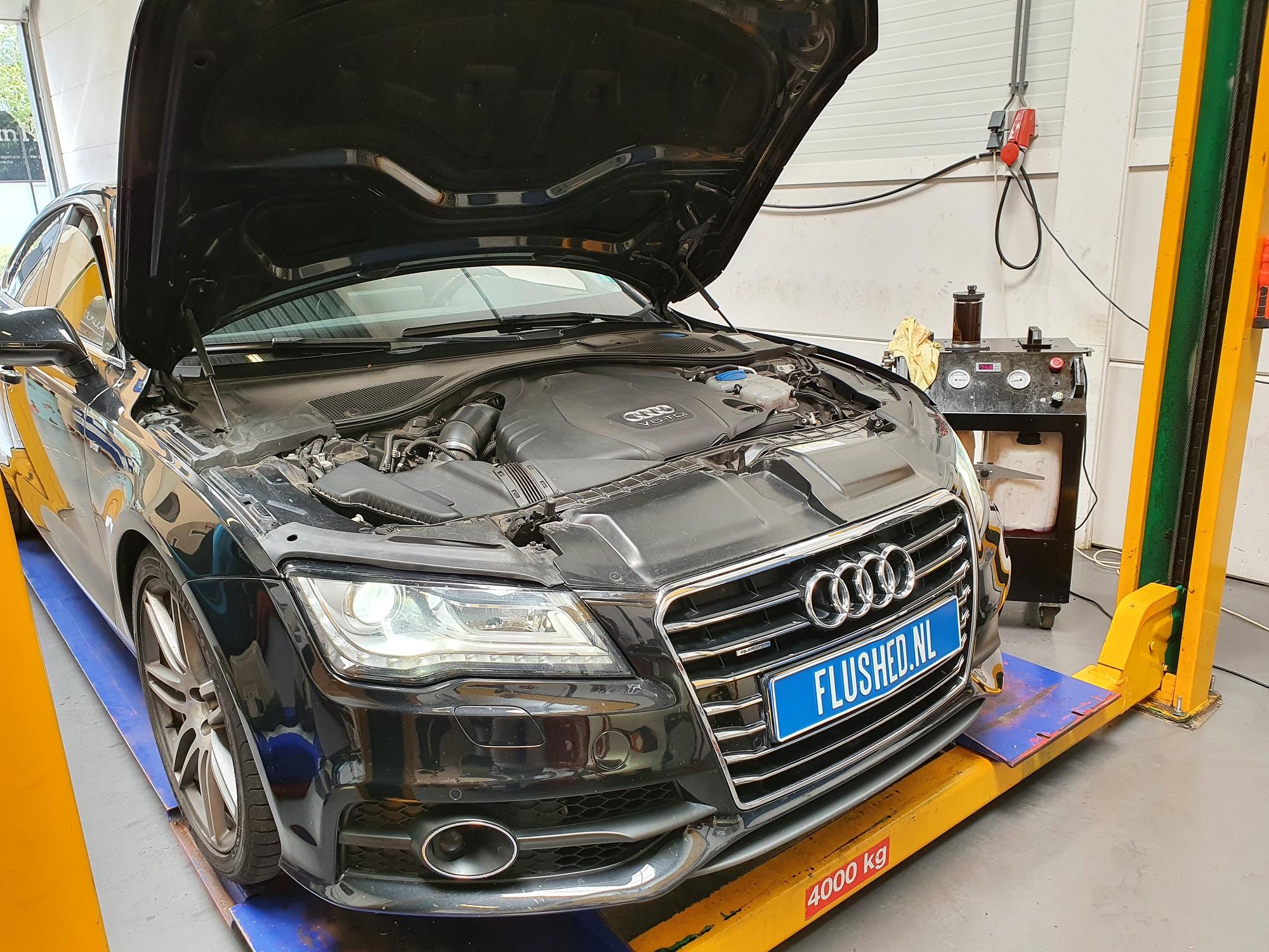 Audi A7 Automaat Spoelen