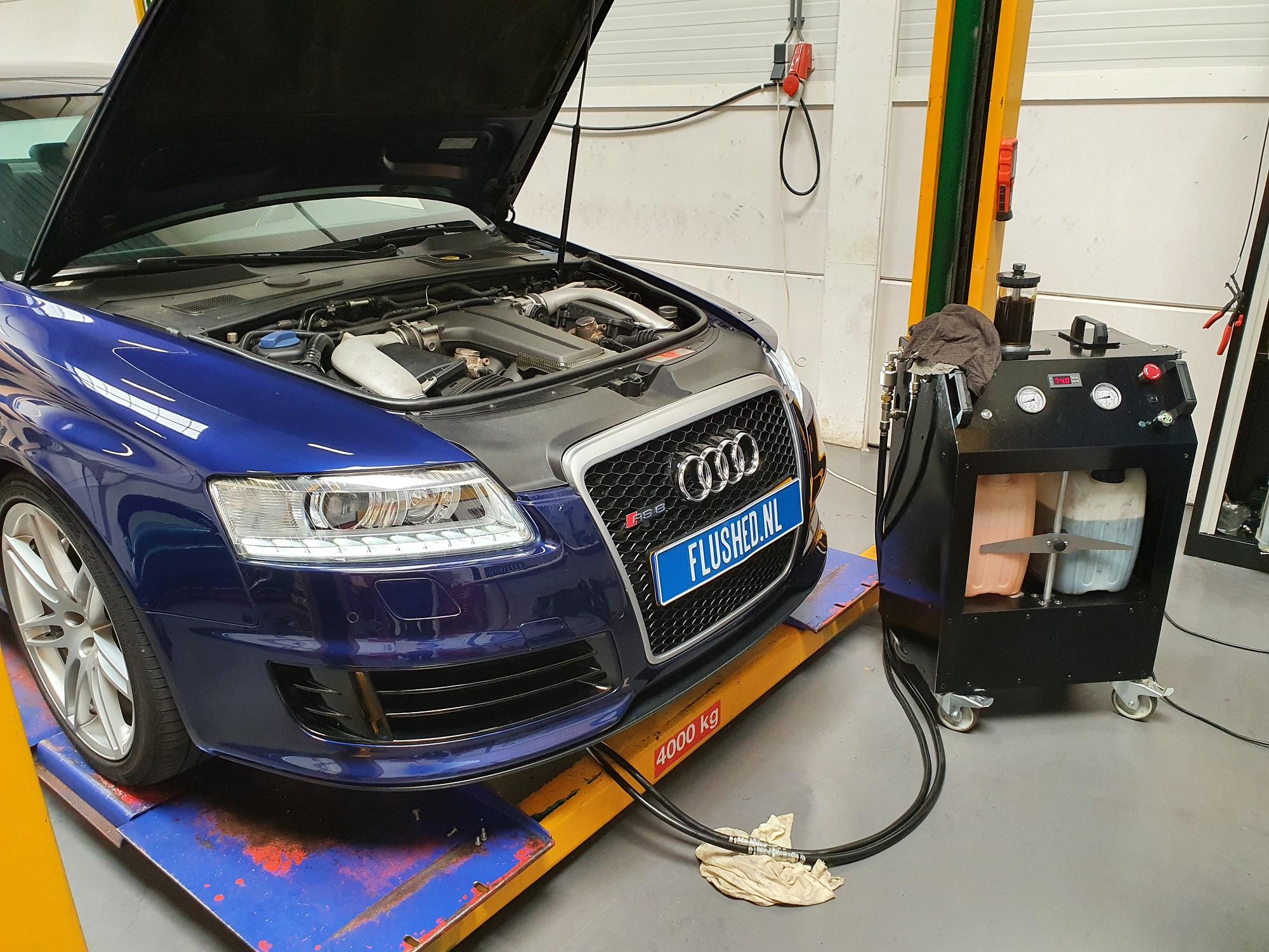 Audi RS6 Sedan Automaat Spoelen