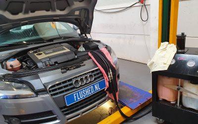 Audi TT Automaat Spoelen