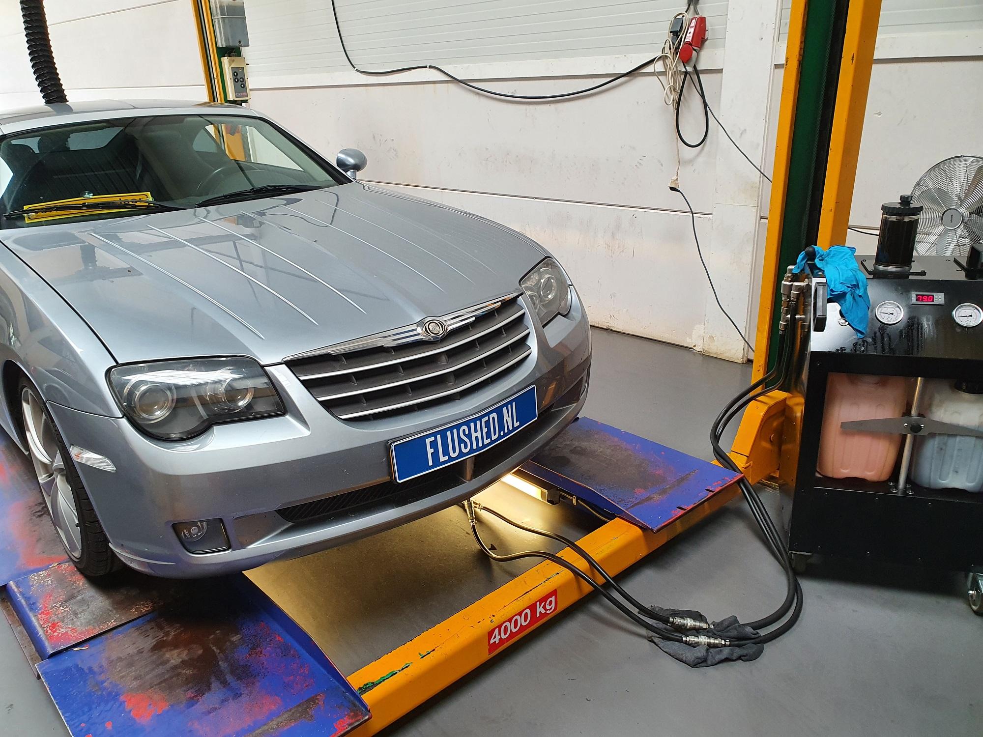 Chrysler Crossfire Automaat Spoelen