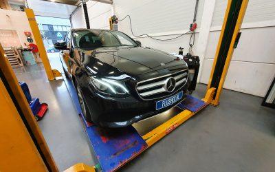 Mercedes E200 Automaat Spoelen