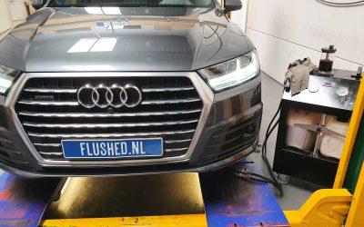 Audi Q7 Automaat Spoelen