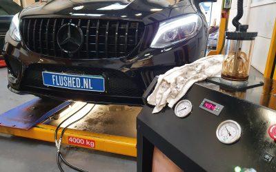 Mercedes GLE 350 D Automaat Spoelen