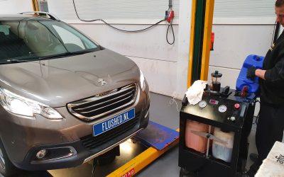 Peugeot 2008 Automaat Spoelen