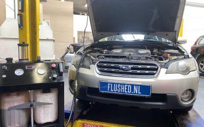 Subaru Outback Automaatbak Spoelen